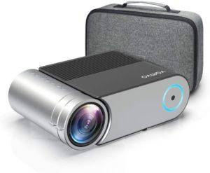 Proiettore, Vamvo Videoproiettore Portatile