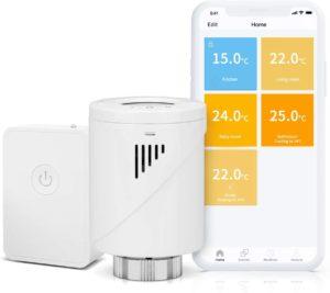meross valvola termostato wifi