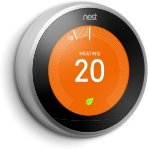 nest google thermostat