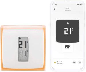 termostato smart netatmo