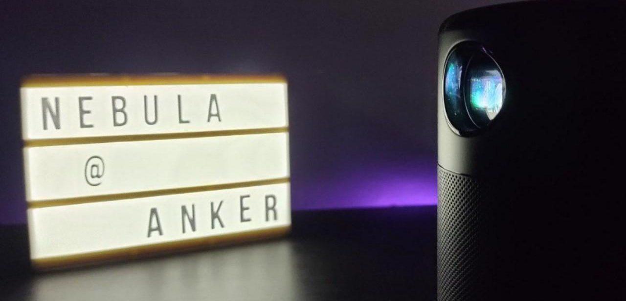 proiettore portatile anker