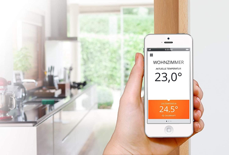 valvole termostatiche wireless