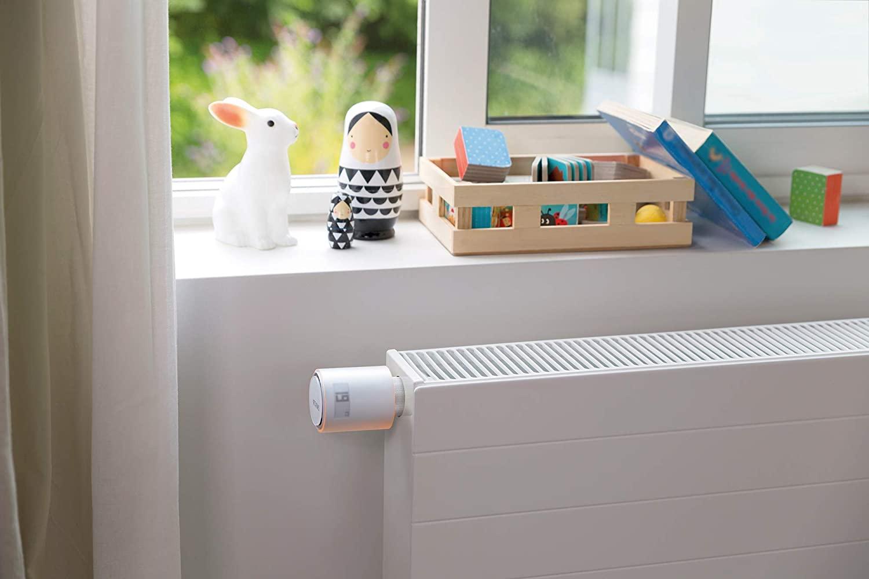 valvola termostatica wireless smart